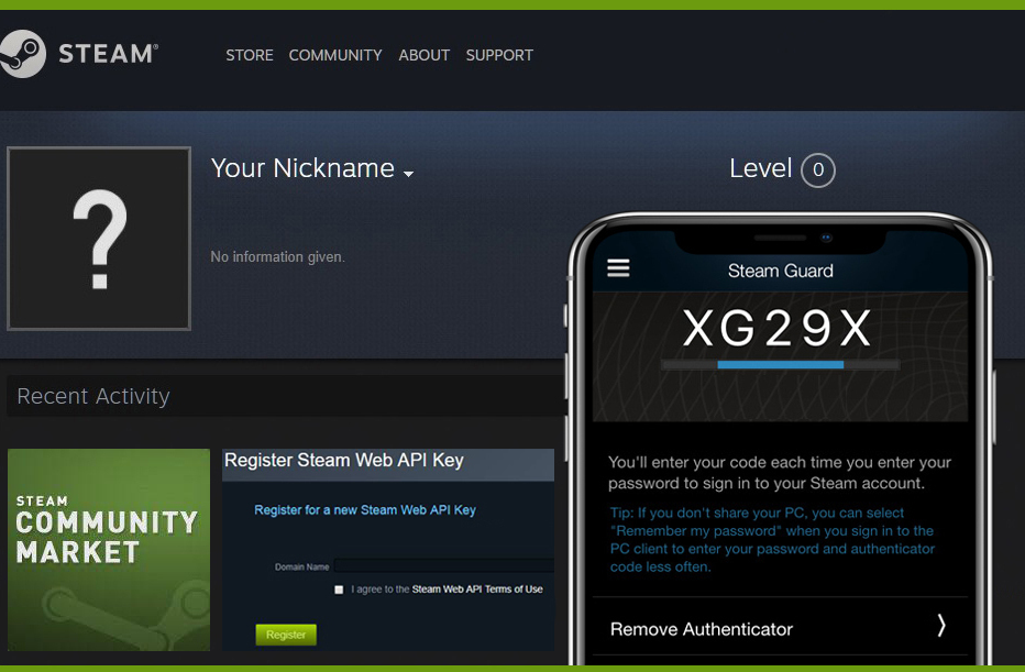 How To Use Steam Api